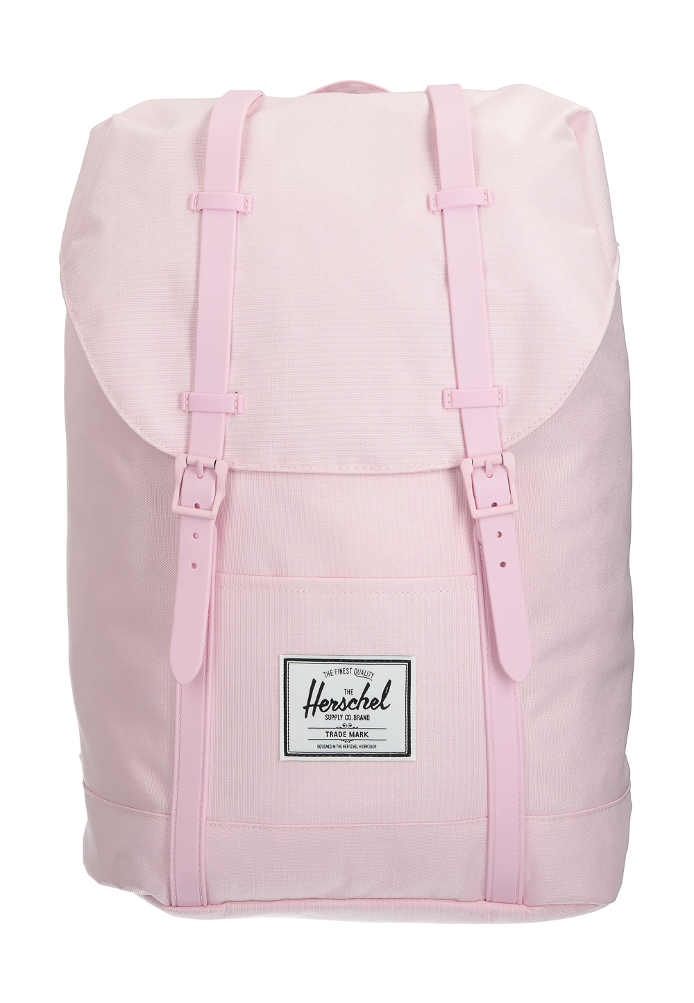Rucksack Retreat, H43 x B30,5 x T15 cm rosa