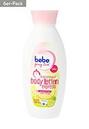 BEBE - Body Lotion Young Care, 6x 400 ml [5,00€*/1l]