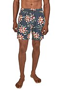 FRENCH CONNECTION - Bade-Shorts, blau