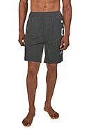 FRENCH CONNECTION - Bade-Shorts, schwarz