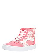 VANS - Hightop Sneaker Ward Hi Zip, rosa