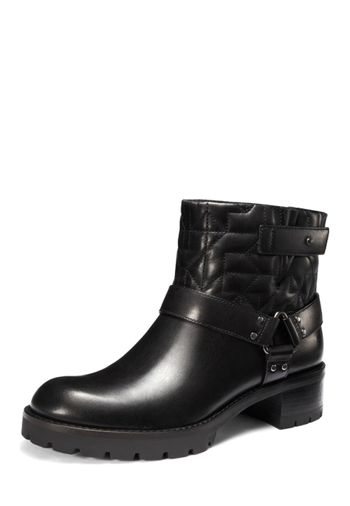 d551f52b4a What FOR Boots , Leder, Absatz 6,5 cm, schwarz | Shopping in