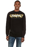 SUPERDRY - Sweatshirt Monochrome Ove, Classic Fit