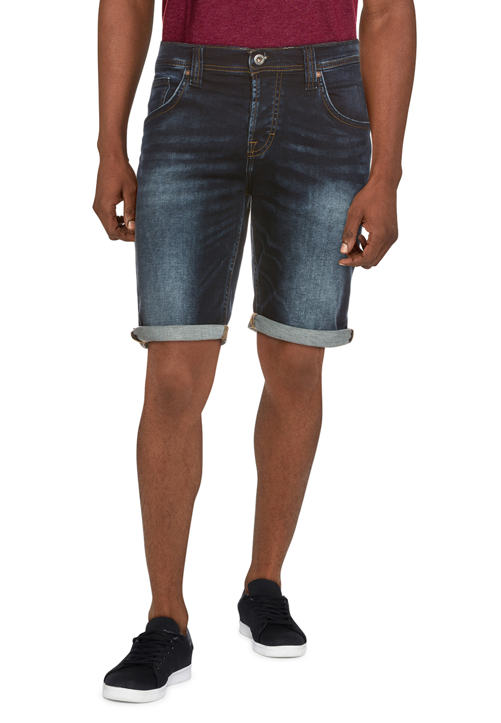 Mustang Shorts, Regular Fit blau | Bekleidung > Shorts & Bermudas > Shorts | Blau | Mustang