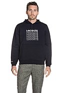 LACOSTE - Hoodie, Rundhals, Classic Fit