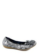 MARC SHOES - Ballerinas Janine, Leder, grau
