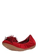 MARC SHOES - Ballerinas Janine, Leder, rot