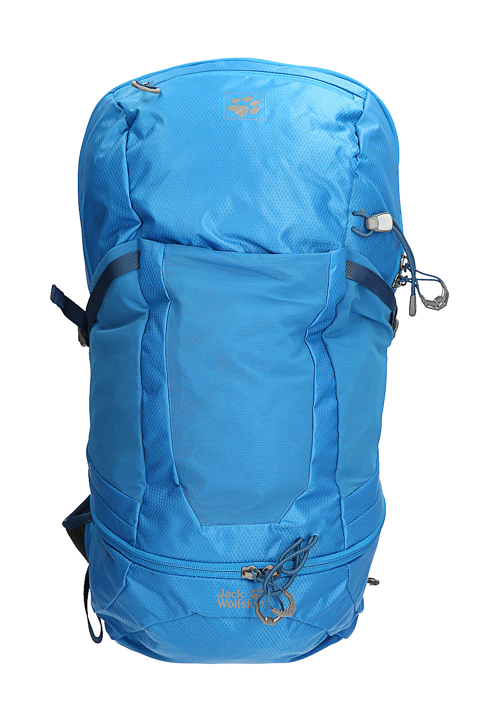 Rucksack Kingston 30, B25 x H58 x T20 cm blau