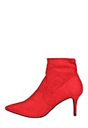 DOROTHY PERKINS - Stiefeletten, rot