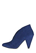 DOROTHY PERKINS - Ankle-Boots, blau