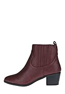 DOROTHY PERKINS - Ankle-Boots, bordeaux