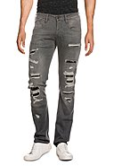 GUESS - Stretch-Jeans Vermont, Slim Straight Fit