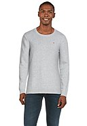 TOMMY HILFIGER - Pullover Tommy Classics, Rundhals, Regular Fit