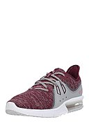 NIKE - Laufschuhe Air Max Sequent 3, rot