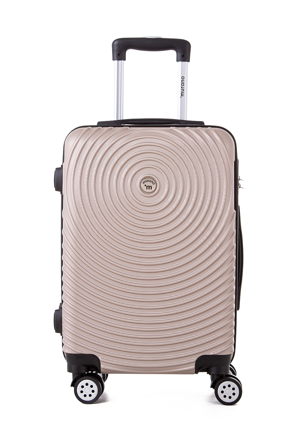 Murano Trolley, Hardcase, B34 x H55 x T23 cm gold | Taschen > Koffer & Trolleys > Trolleys | Gold | Murano