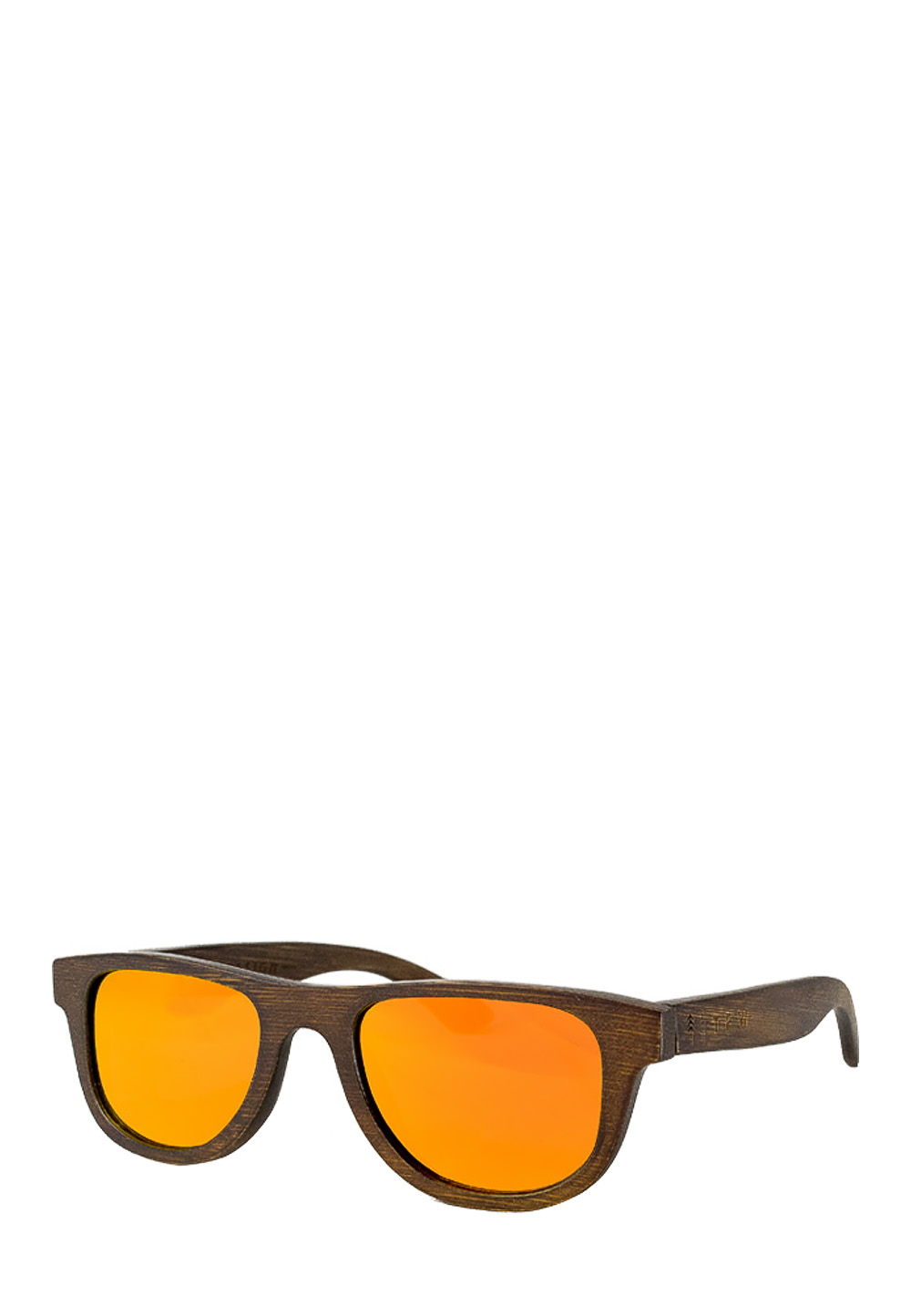 Time FOR Wood Sonnenbrille Murielo Small, UV 400, braun