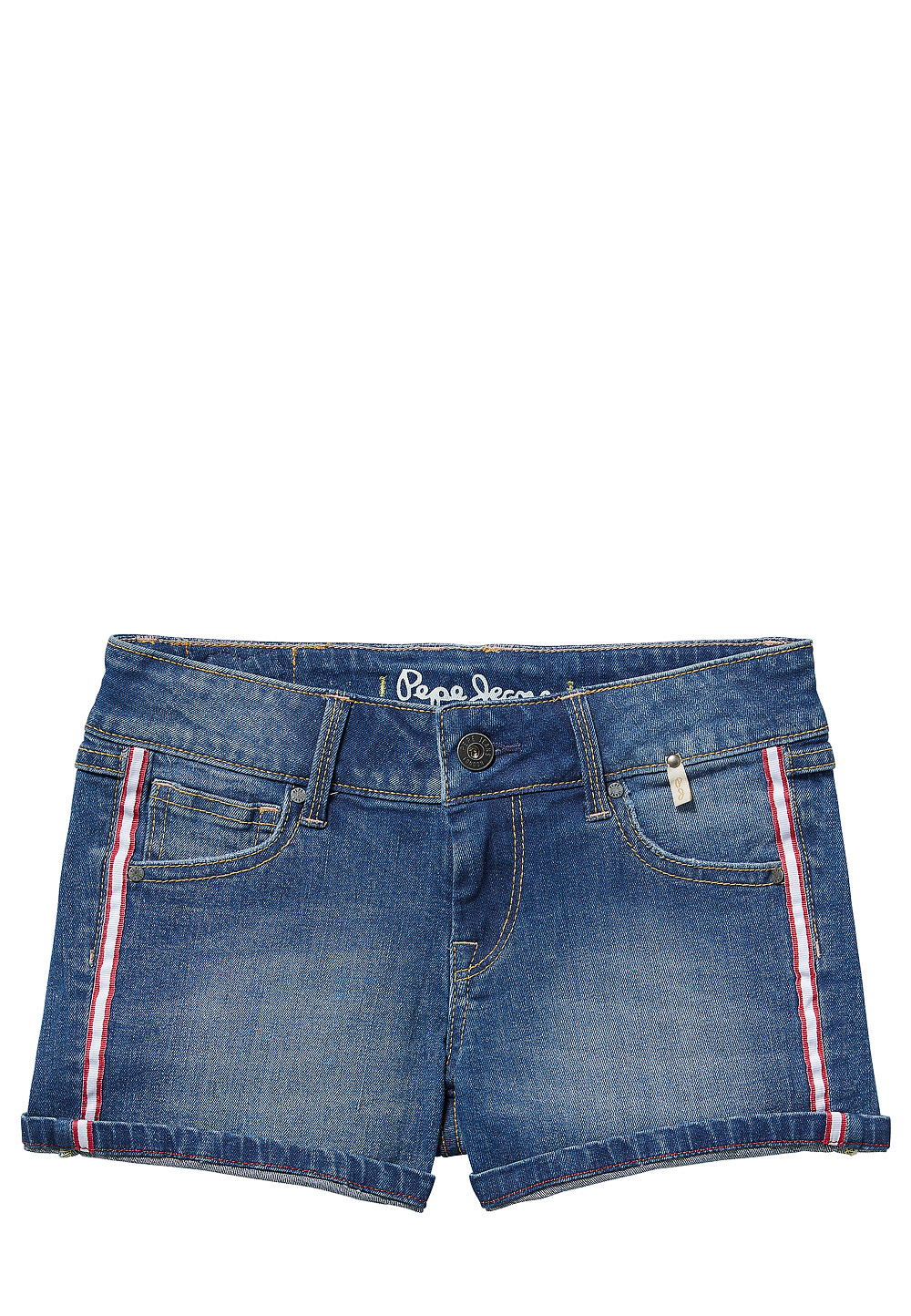 Pepe Jeans Jeans-Shorts blau | Bekleidung > Shorts & Bermudas > Jeans Shorts | Blau | Jeans | Pepe Jeans