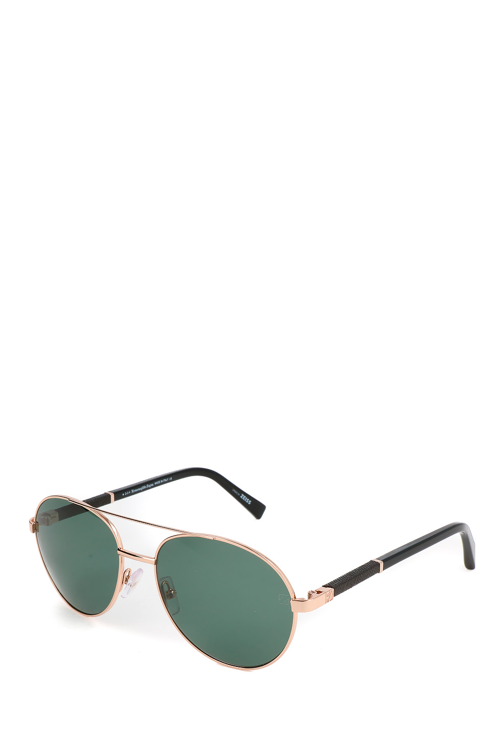 Ermenegildo Sonnenbrille Ez0013, Uv400, shiny rose gold