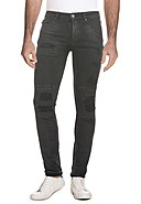 TIGHA - Stretch-Jeans Clyde Coated, Slim Fit
