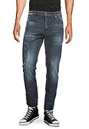 TIGHA - Stretch-Jeans Billy The Biker, Tapered Fit