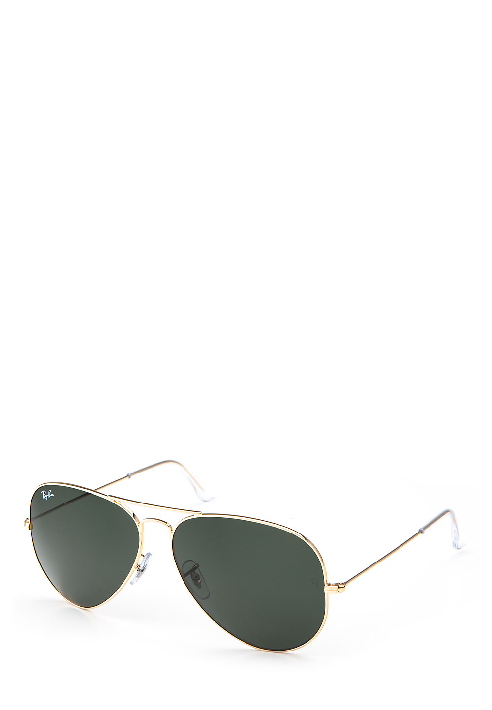 Sonnenbrille Aviator XL, UV 400, golden