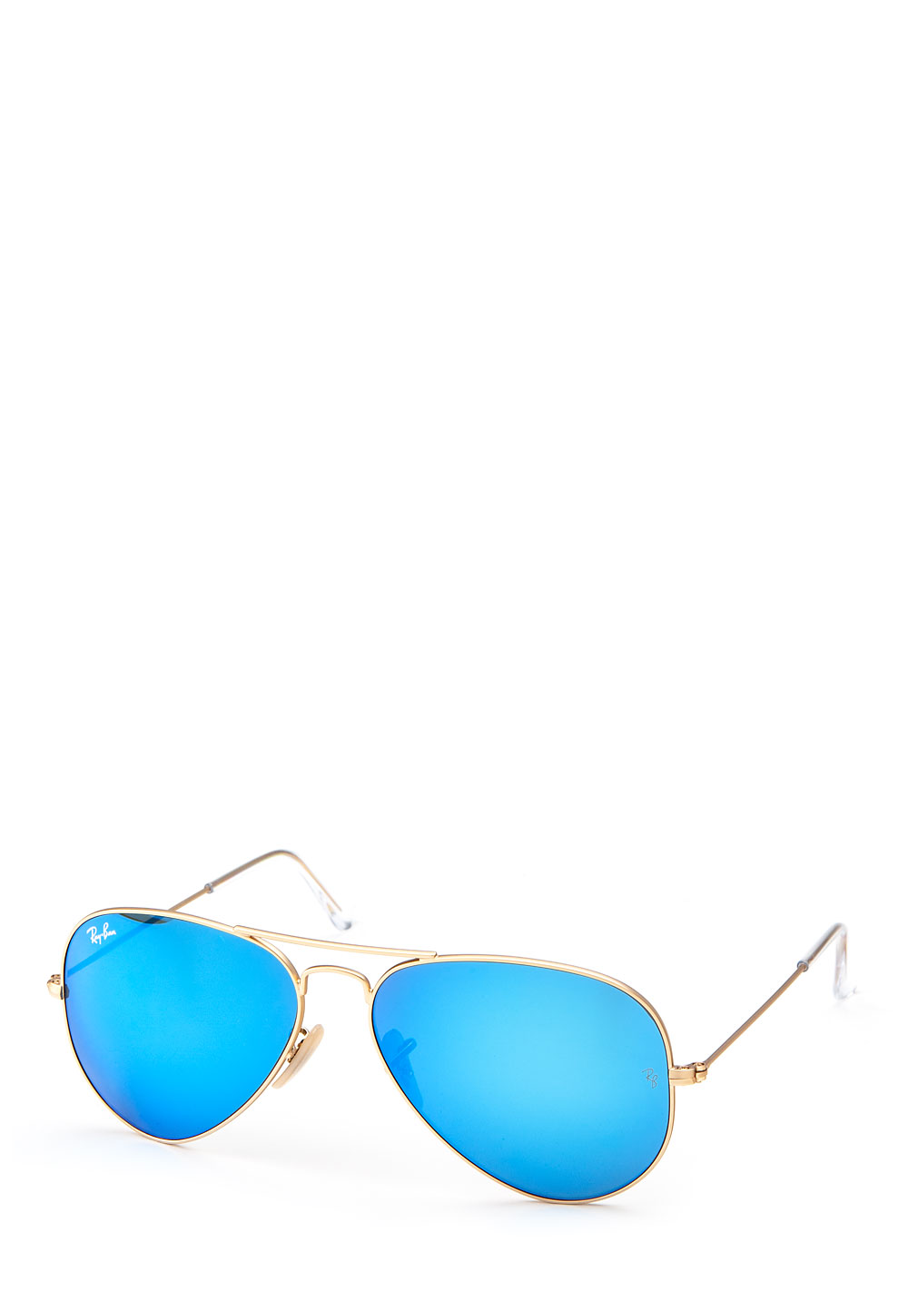 Sonnenbrille Aviator L, UV 400, golden