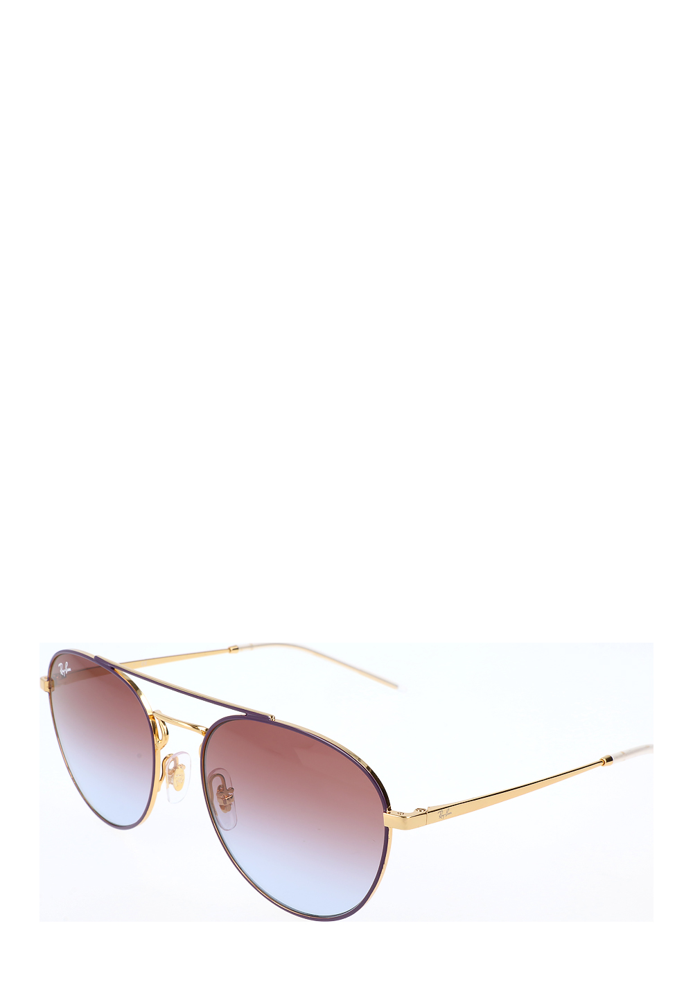 Sonnenbrille Rb3589, UV 400, golden/violett
