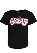CLASSIC COLLECTION - T-Shirt Grease Logo, Rundhals
