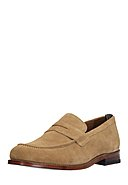 GORDON & BROS - Loafer Moc Alice, Leder, beige