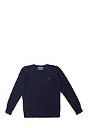 POLO CLUB - Pullover, Rundhals