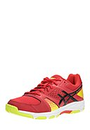 ASICS - Indoor-Trainingsschuhe, Gel Domain 4, rot/gelb