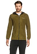 COLUMBIA - Fleecejacke Tough, Kapuze, gerader Schnitt