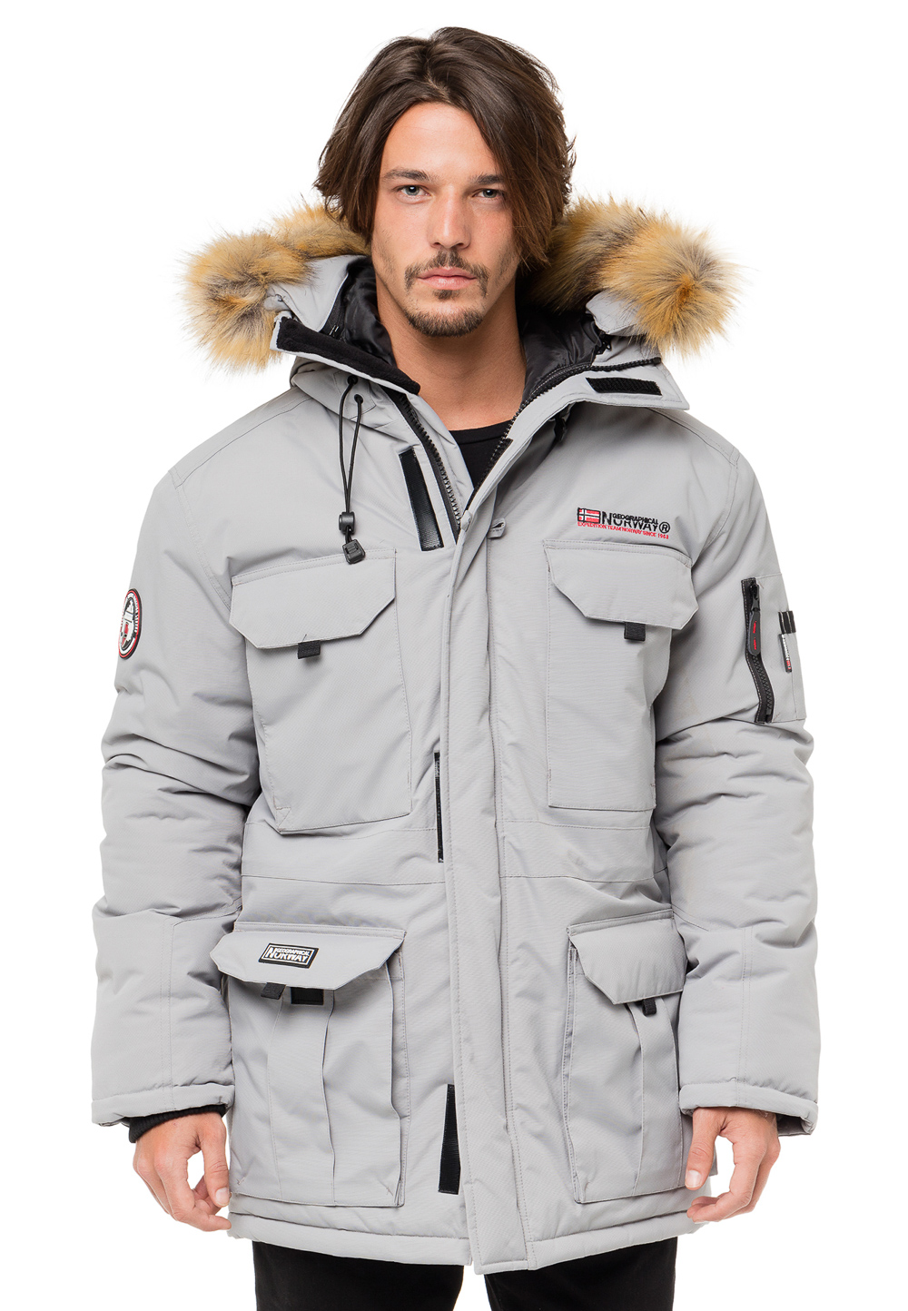 geographical norway parka alpes