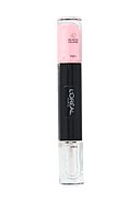 L'OREAL - Nagellack Gel Duo, Unlimited Lollipink 042, 2x5 ml