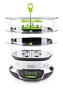 TEFAL - Dampfgarer VitaCuisine Compact + Easy Snack Buch