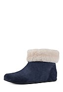 FITFLOP - Boots Sarah Shearling, dunkelblau