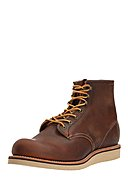 RED WING - Boots, Leder, braun