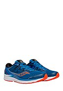 SAUCONY - Laufschuhe Guide Iso 2, blau/orange