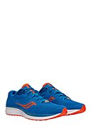 SAUCONY - Laufschuhe Jazz 21, blau/orange