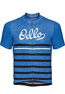 ODLO - Shirt Full Zip, Stehkragen
