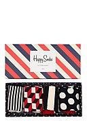 HAPPY SOCKS - Socken-Set Stripe, 4-tlg.