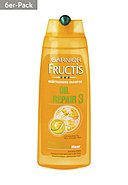 GARNIER - Shampoo Oil Repair 3, 6x 250 ml [5,59€*/1l]