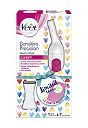 VEET - Precision Beauty Styler + 2 Notizbücher