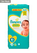 PAMPERS - Windeln Protection, Gr.4+, 2x 50  [0,30€*/Stück]