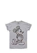 MICKEY MOUSE - T-Shirt, Rundhals