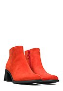 CAMPER - Ankle-Boots, Absatz 5,4 cm, rot