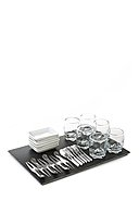 STEEL FUNCTION - Tapas-Set, 25-teilig