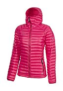 R'ADYS - Jacke X-Light Insulated, Kapuze, gerader Schnitt