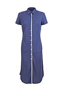 SUPER.NATURAL - Polo-Kleid Waterfront, Regular Fit