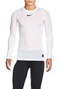 NIKE - Longsleeve, Rundhals, Tight Fit
